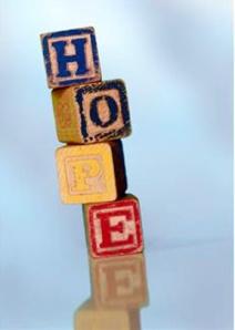 Hope in blocks