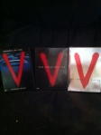 V: The complete collection