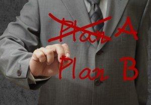 12001081_s Plan A to plan B