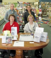Gayle_Lea_Casey_Leah_booksigning