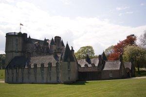 Castle Fraser side