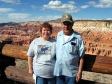 Dad and Gayle_CedarBreaks