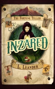 Inzared The Fortune Teller Book Cover