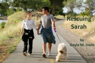 Rescuing Sarah book cover draft