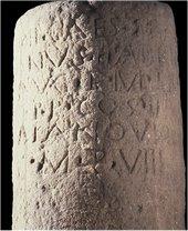 milestone inscription Wales Llanfairfecha