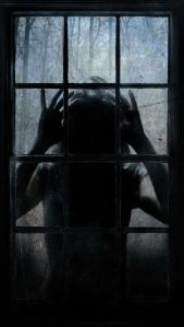 So why is this girl looking through the window? When I come up with a reason, I'll be the beginning of a short story.