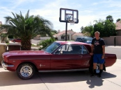 Dougs Mustang