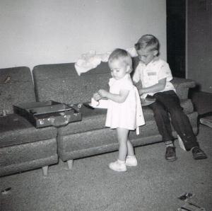 Christmas 1959 Rialto