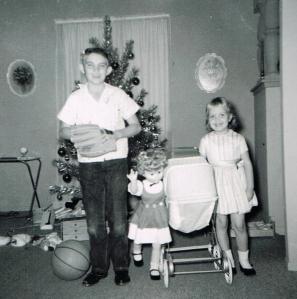 Christmas 1961 in Rialto