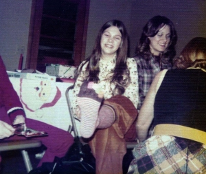 Kim, Candy & Gloria's back - Christmas Eve 1974