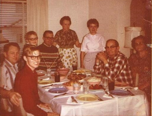 Thanksgiving circa mid-60s