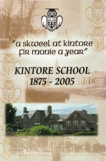 Kintore School history book