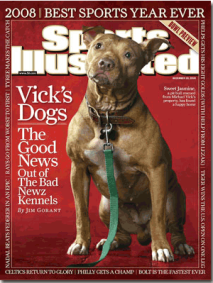 Michael Vick Dogs