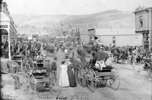 Cripple Creek, Colo fourth of july-Use