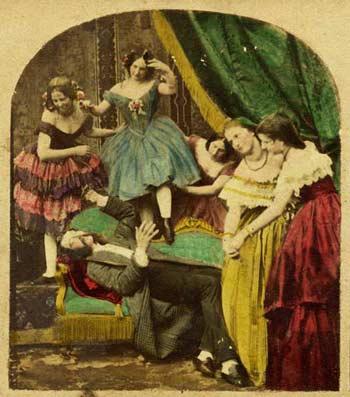 sex during the civil war