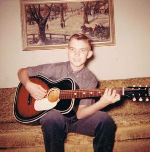 Mike Circa 1964