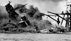 battleship sinking