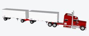 09-19-2018 WWW RENEE KIMBALL Semi double truck trailer
