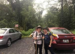 Hiking Start