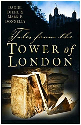 book cover Tales from the Tower of London